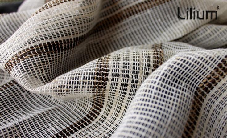 Lilium ® |  #dobby #fabric #curtain  composition %22 Acrylic, %5 Pes, %73 Viscon