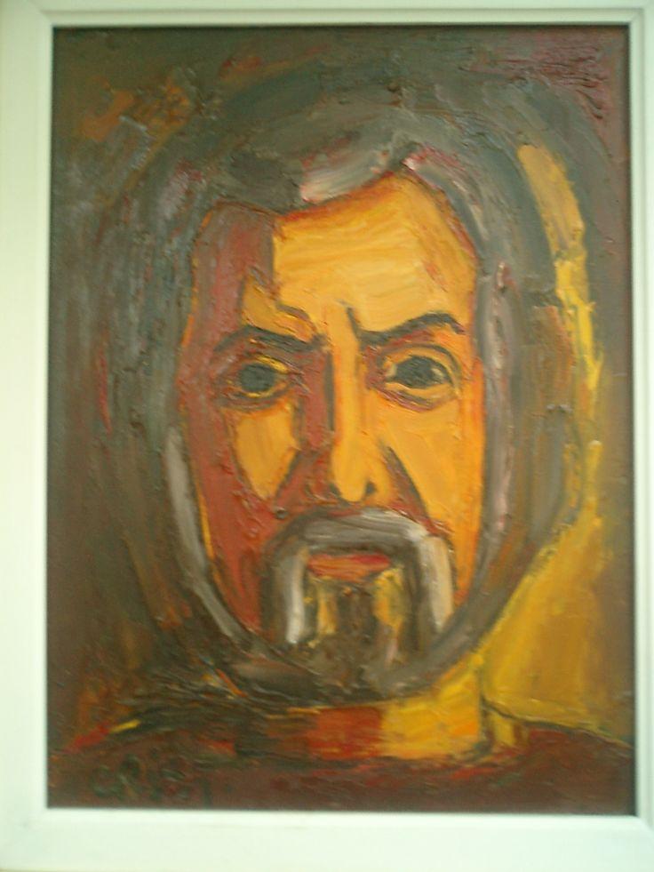 Ioan Cristea - Autoportret