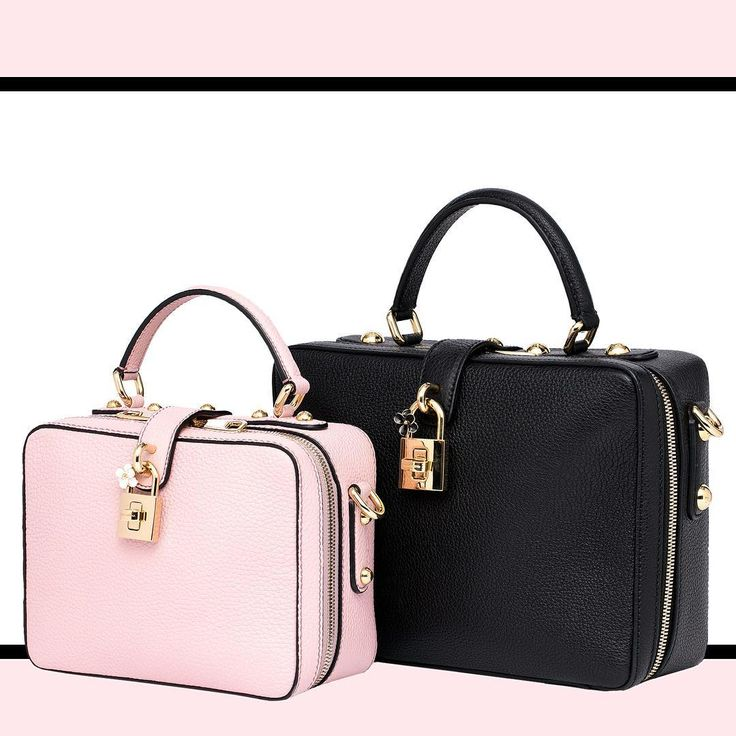 The Dolce Soft bag comes in two sizes and a wide variety of colours to match