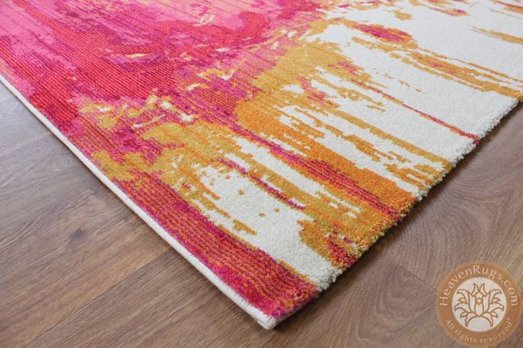 Best Colores Col03 Modern Carpet Orange 100 Polypropylene 400 x 300