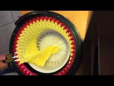 addi knitting machine socks