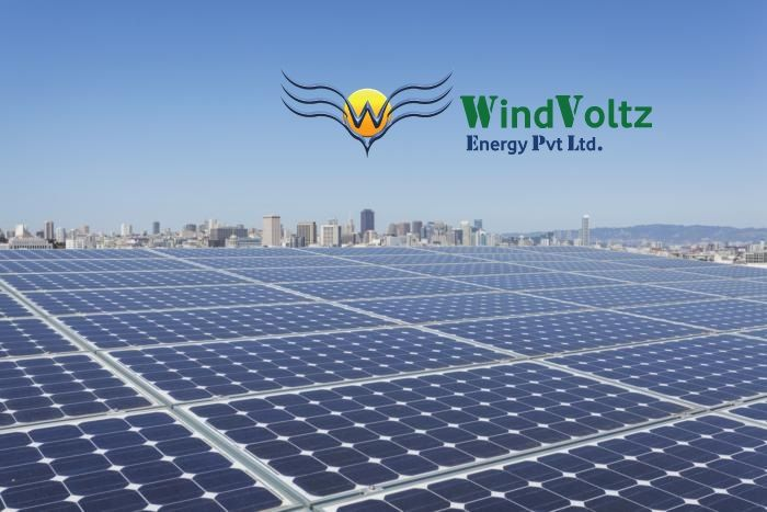 Windvoltz Is The India S Leading Solar Company In