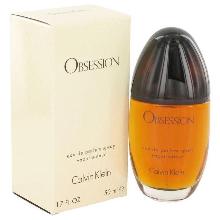 Obsession Eau De Parfum Spray By Calvin Klein