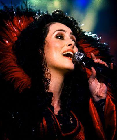 Sharon den Adel, Within Temptation tijdens Black Symphony Concert, 19/9/2008, Jillian