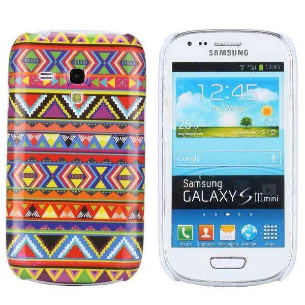 Indianen stijl hoesje Samsung Galaxy S3 mini