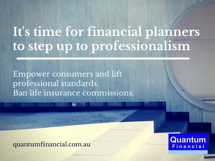 If the so-called 'answer' is retaining only flat life insurance commissions, then as professionals we are asking all the wrong questions. It's not about propping up a modified version of a discredited insurance charging model, it's about better protecting consumers and raising financial planning professionalism.
