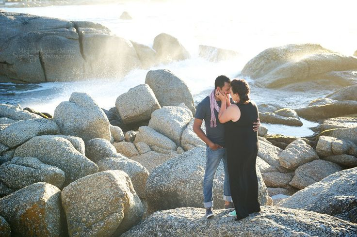 Camps Bay beach engagement session, image by Cape Town Wedding Photographer Michelle Joubert-Martin | http://www.michellejoubert-martin.com