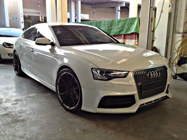 Audi S5 Body Kit Rieger Audi Custom Pinterest Audi