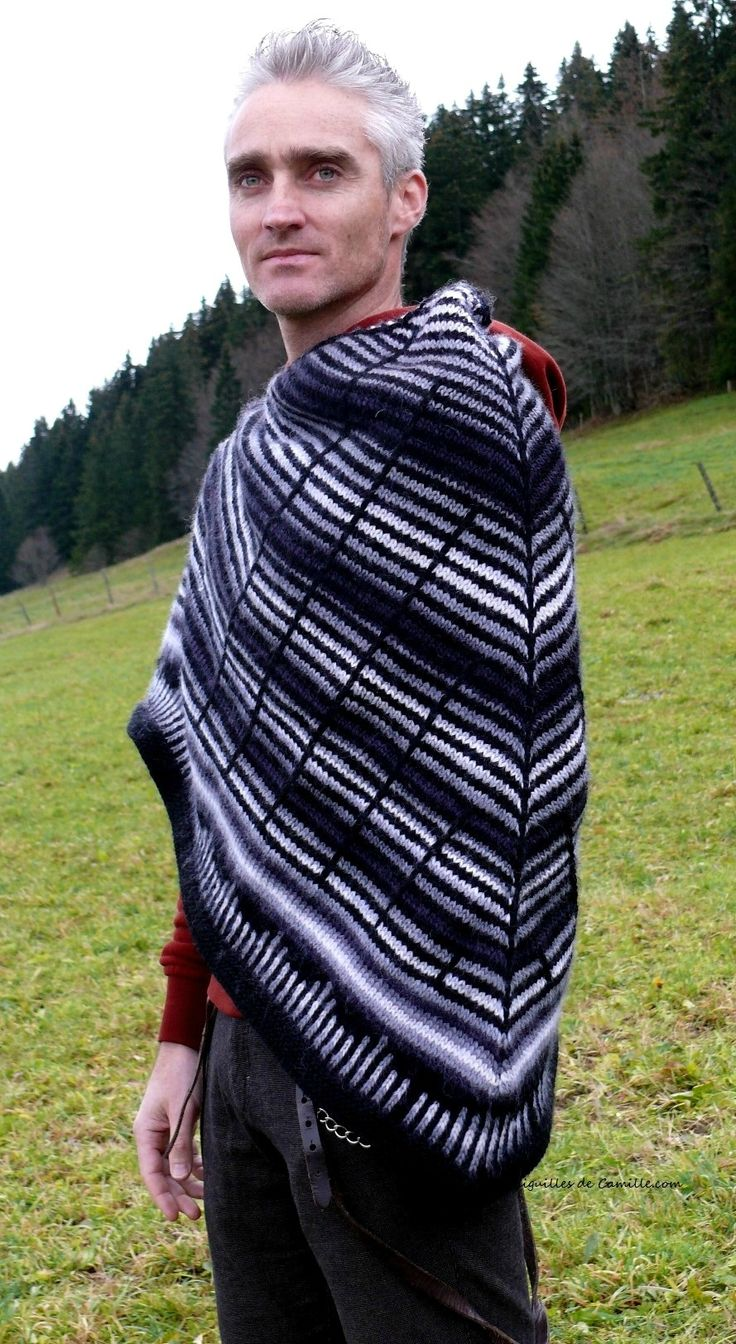 10 best Ted\'s Poncho images on Pinterest | Ponchos, Cape and Male ...