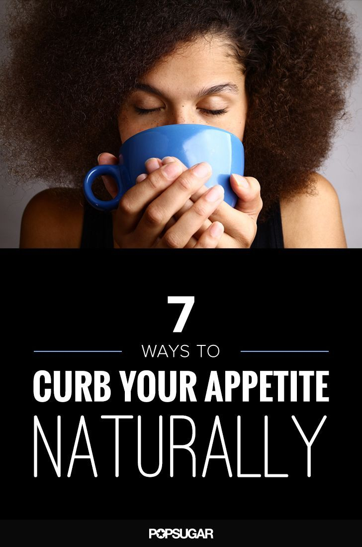 Taking a look at your habits and revamping your daily rituals can renew your relationship with food and tame your hunger pangs. And of course, the best way to go about this is naturally.