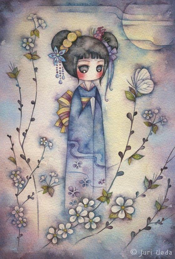 """""""Prayer"""", by Juri Ueda"""