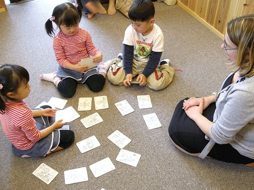 ESL teaching ideas for young learners
