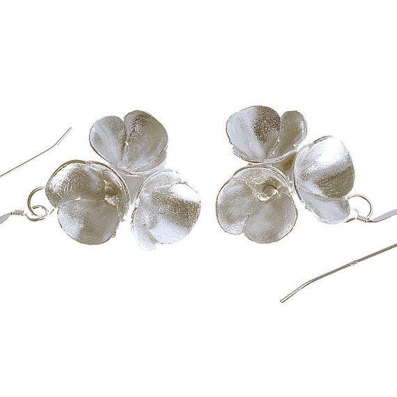 Sugar Bloom Earrings by ZeldaWong on Etsy