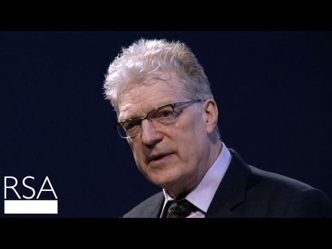 How to Change Education - Sir Ken Robinson - YouTube  (I should start a Ken Robinson Fan Club...LOVE him!)  :)
