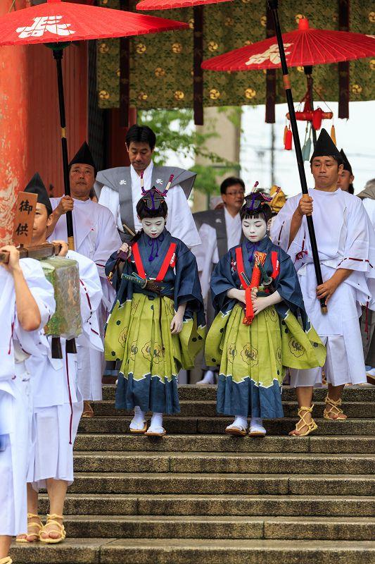 長刀鉾稚児社参(祇園祭) : 花景色-K.W.C. PhotoBlog