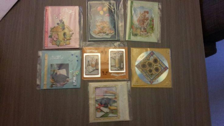Diverse kaarten