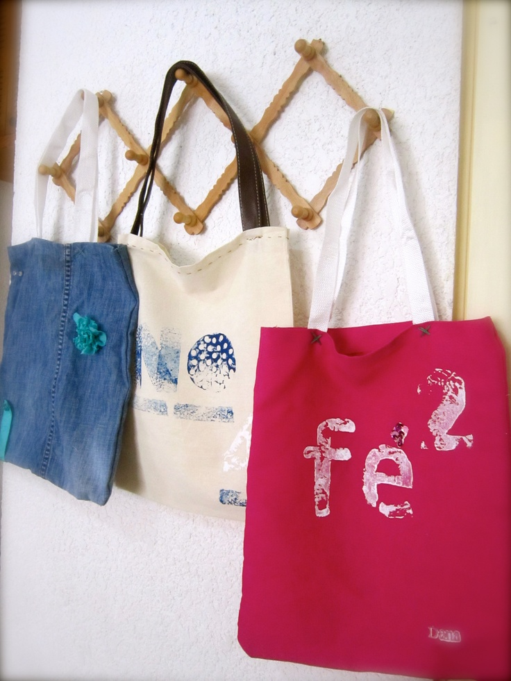tote bags by me!