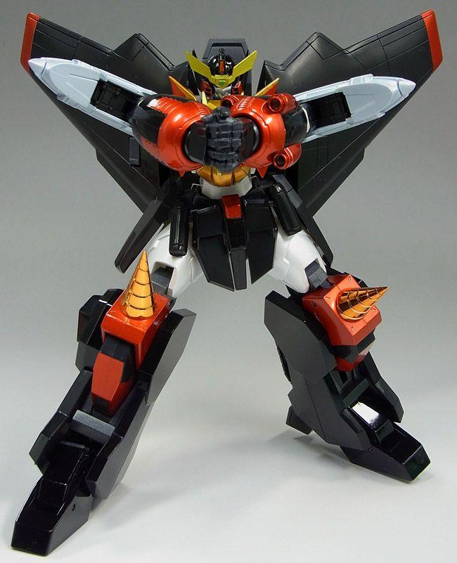 スーパーロボット超合金 『勇者王ガオガイガー』 ガオガイガー