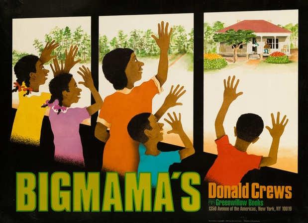 Vintage Posters - Big Mama's Original Children's Book ...