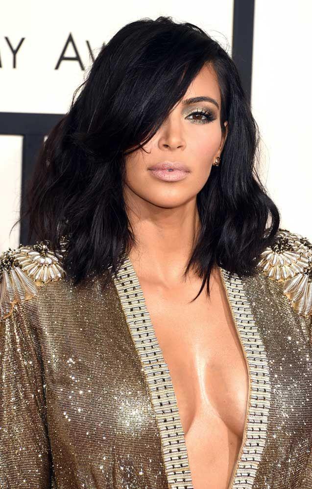 Kim Kardashian - Grammy 2015