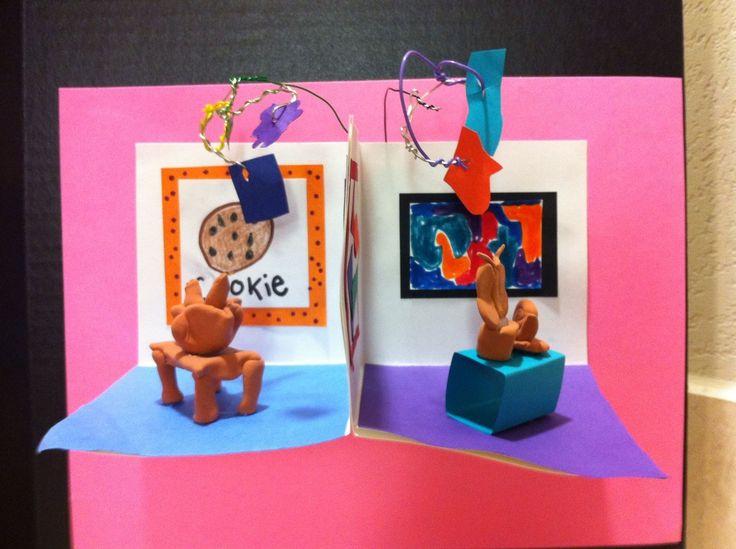 Must create a mini museum!  @Leena Saarinen Elmore  ccisdfabartideas.weebly.com
