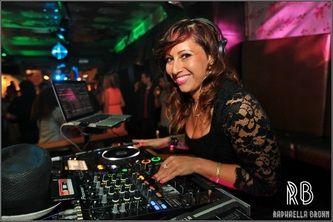 DJ Raphaella Brown