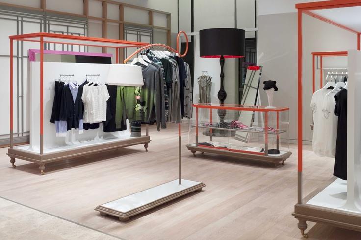 tsvetnoy central market - womenswear - HMKM