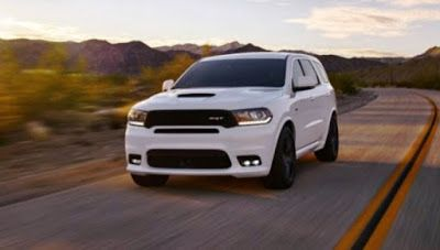 2018 DODGE DURANGO SRT NEW SPECS, RELEASE DATE AND REVIEW