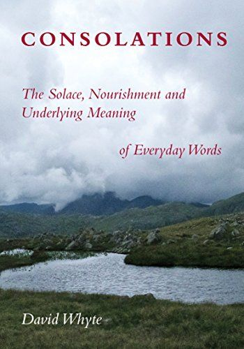 Consolations: The Solace, Nourishment and Underlying Meaning of Everyday Words by David Whyte, http://www.amazon.com.au/dp/B00VUE2QJS/ref=cm_sw_r_pi_dp_dwEHwb0GTVJKR