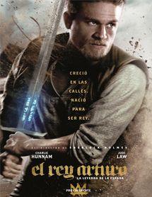 King Arthur: Legend of the Sword (Rey Arturo: La leyenda de la espada) (2017) [VL] [TS-HQ] - Acción, Aventuras, Fantasía