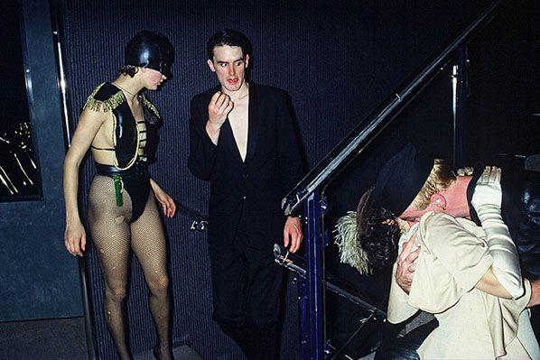 Embrace, Berlin Party, Inflation Melbourne 1980 | Rennie Ellis Photographic Archive
