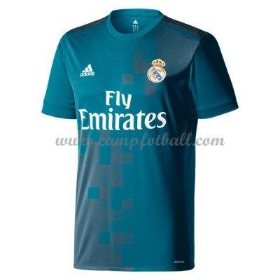 Real Madrid Fotballdrakter 2017-18 Tredjedrakt