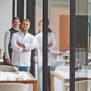 Storstad - Mein lieber Kunde Anton Schmaus und sein Team kochen mit Spyridoula's 100% GREEK EXTRA VIRGIN OLIVE OIL