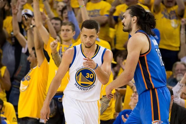 Thunder vs. Warriors: Game 5 Score and Twitter Reaction from 2016 NBA Playoffs | Bleacher Report