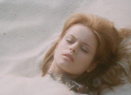The Little Mermaid (1976), Miroslava Šafránková,Czechoslovakian actress,sister…