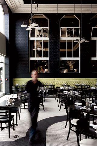 i've been here - easy bistro in chattanooga. great restaurant