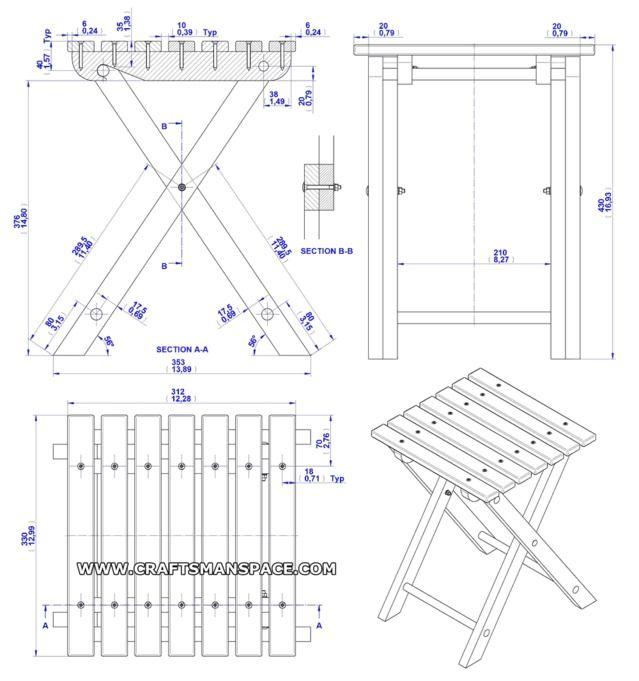 складной стол из дерева чертежи: 19 тыс изображений найдено в Яндекс.Картинках