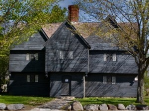 The 17th-Century Corwin House (AKA The Witch House) was home to Witch Trial Judge Jonathan Corwin. It is the only structure in Salem still standing that has direct ties to the Trials of 1692.