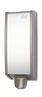 Dozator aluminiu pentru sapun lichid Sistem S 1,cod SCA-452000.