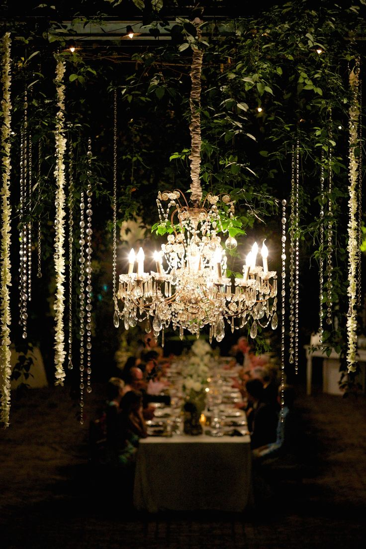 25  best ideas about chandelier wedding on pinterest