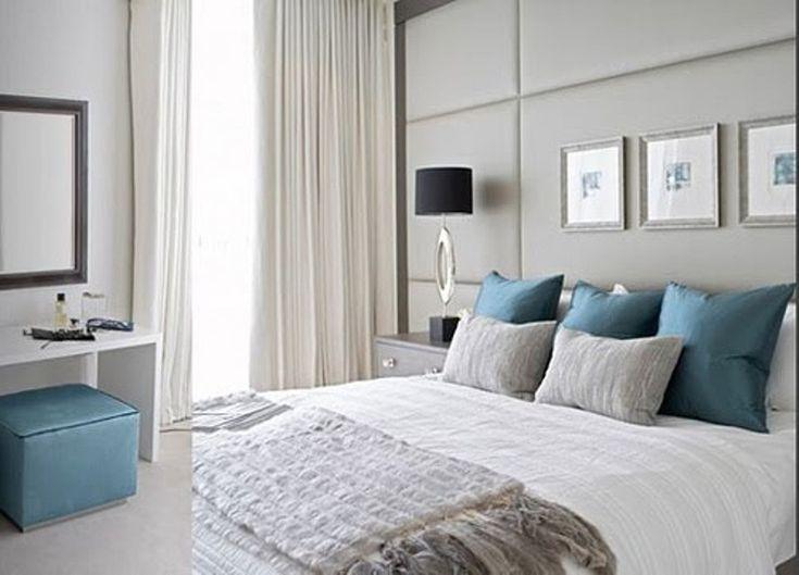 Beautiful Blue U0026 Gray Bedrooms