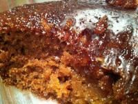 Malva Pudding Recipe (South African apricot-flavored baked pudding) | South Africa | Whats4Eats