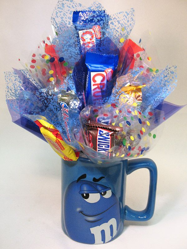 candy bouquet ideas | 600px