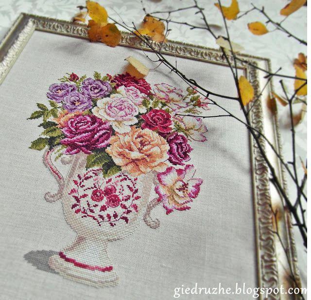 Giedružės valdos: L'automne en bouquets