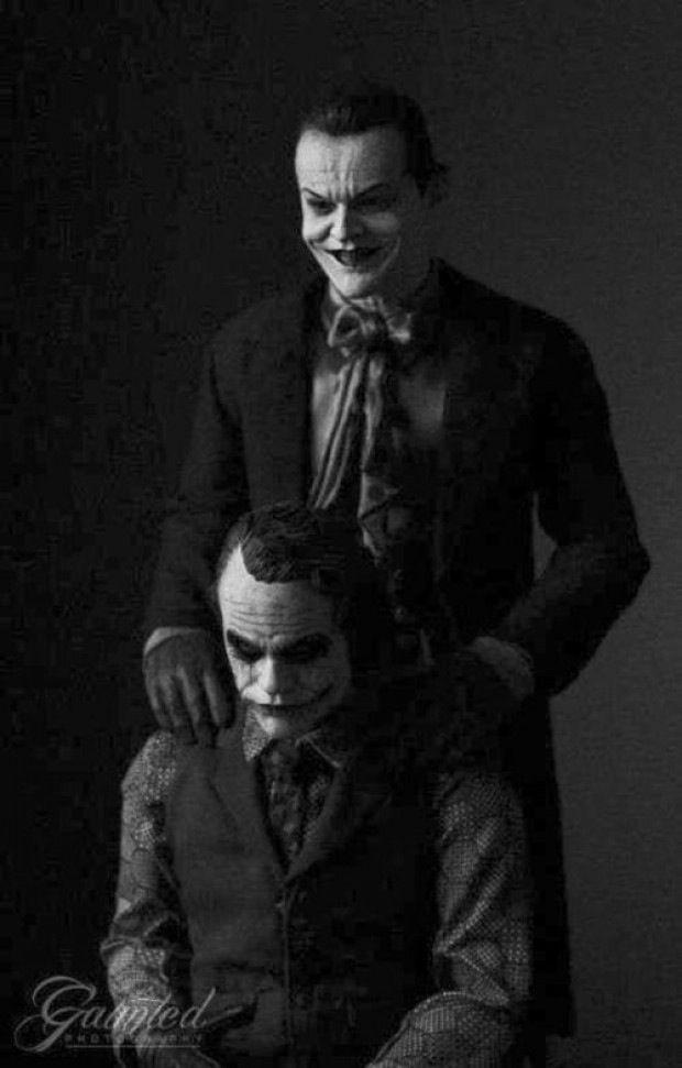 "Jokers ""Jack & Hearh"""