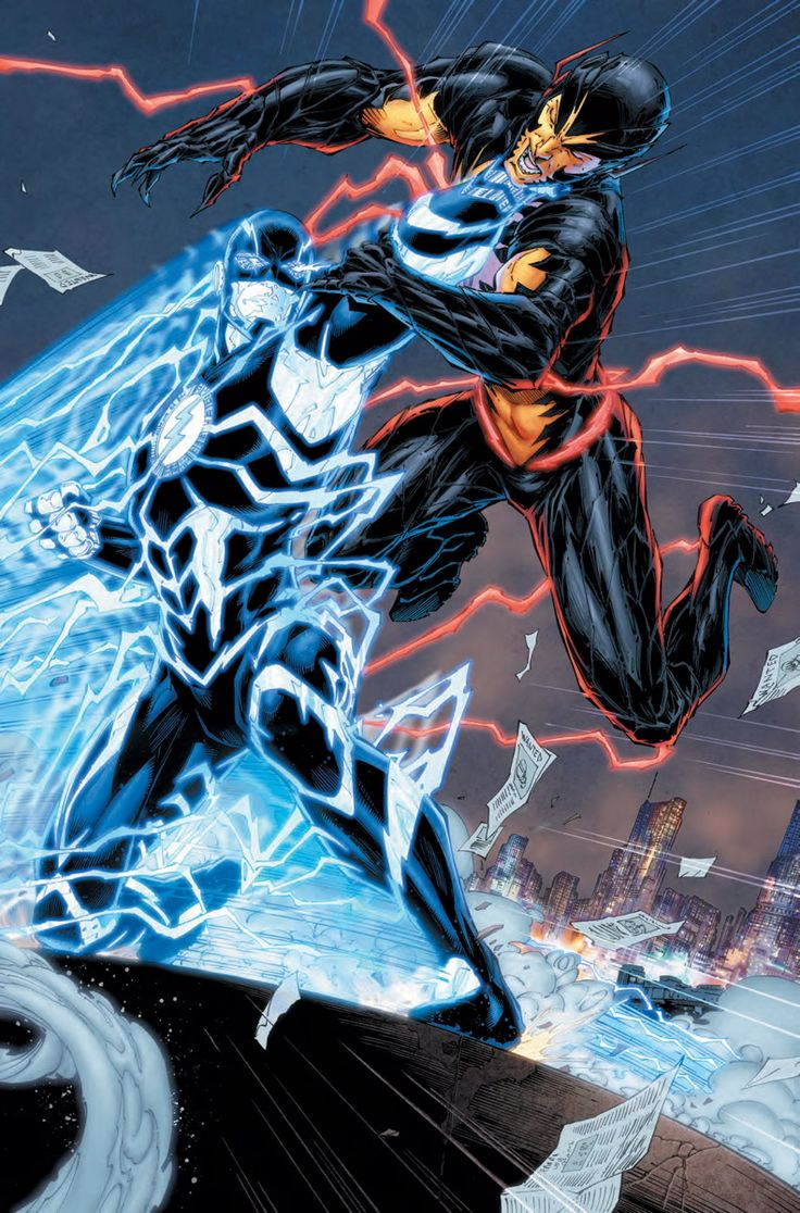 I also like the colour, lightning, electric blue as it looks modern and sleek. I especially like it when it is portrayed as lightning spread everywhere. I find this look of the superhero, flash epic.