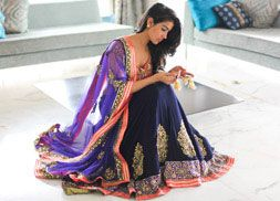 Indian Bridal Wear by Arpita Mehta