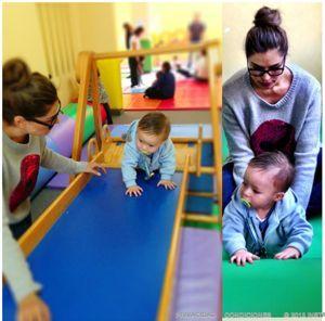Mateo, el hijo de Galilea Montijo, ya está por cumplir los 11 meses de edad - nació el 23 de marzo del 2012 - y el bebé ya gatea, pero su mamá no está conforme con eso y lo está … Continue reading →