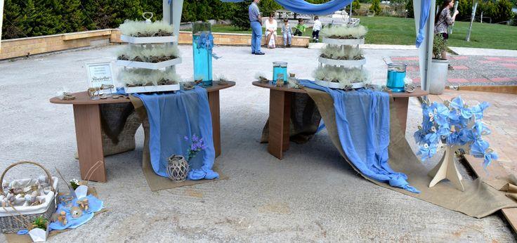 Baptism Decoration Διακόσμηση Βαπτισης Στολισμος