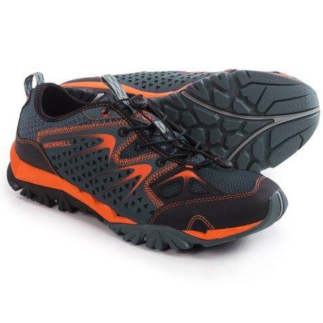 Merrell Capra Rapid Water Shoes (For Men) in Dark Slate
